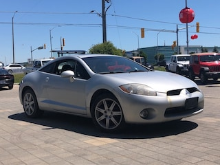 2006 Mitsubishi Eclipse GT**6 Spreed Manual**Leather**Sunroof Coupe
