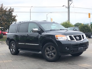 2013 Nissan Armada Platinum**4WD**Leather**NAV**DVD SUV