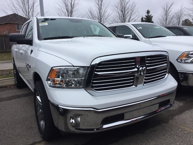 New 2019 Ram 1500 Classic SLT Truck Crew Cab for sale in Mississauga