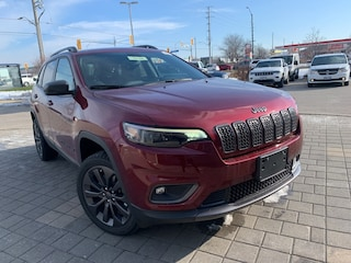 New 2021 Jeep Cherokee 80th Anniversary 4x4 for sale in Mississauga, ON