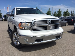 New 2018 Ram 1500 Big Horn Truck Crew Cab T25116 for sale in Mississauga, ON