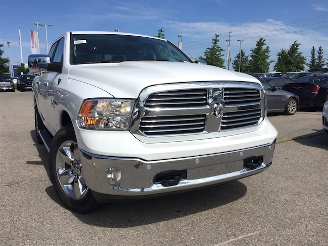 2018 Ram 1500 *BIG Horn*3.0L Diesel*Bucket Seats*8.4 Screen Truck Crew Cab