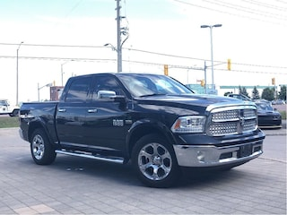 Used Vehicles For Sale 2013 Ram 1500 Laramie**4X4**NAV**Leather** Camion cabine Crew in Mississauga, ON