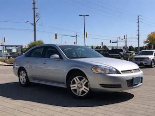 2013 Chevrolet Impala LT**V8**Bluetooth**Cloth Seats** Sedan