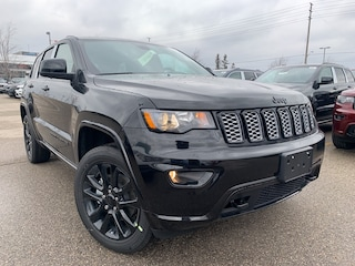 New 2020 Jeep Grand Cherokee Altitude SUV for sale in Mississauga, ON