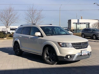Used Vehicles For Sale 2018 Dodge Journey *C/Road*S/Roof*LOW KM Demo SUV in Mississauga, ON