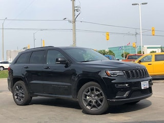 Used Vehicles For Sale 2019 Jeep Grand Cherokee Limited X 4X4*PAN Roof*BI Xenon Headlamps* SUV in Mississauga, ON