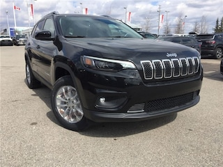 New 2019 Jeep Cherokee North SUV T25147 for sale in Mississauga, ON