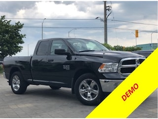 Used Vehicles For Sale 2019 Ram 1500 Classic *SXT Plus GRP*4X4*Quad*LOW KM Demo Truck in Mississauga, ON