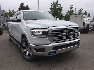 New 2019 Ram All-New 1500 Laramie Truck Crew Cab T25691 for sale in Mississauga, ON