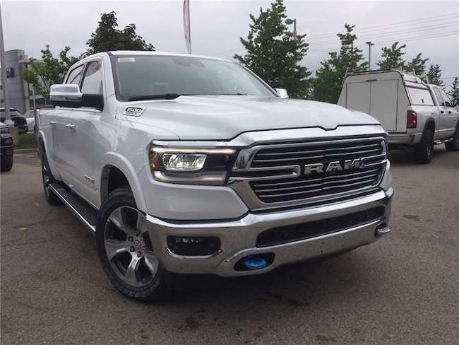 New 2019 Ram All-New 1500 Laramie Truck Crew Cab for sale in Mississauga