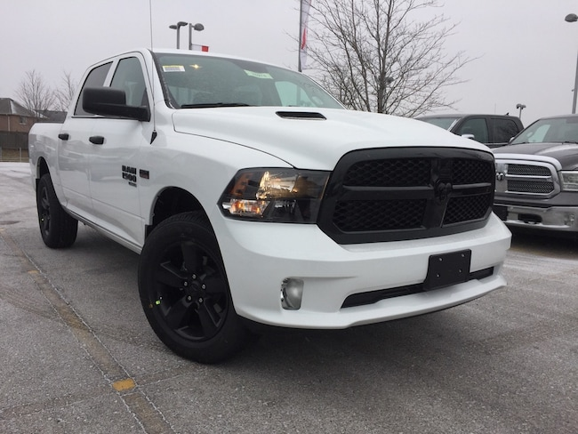 New 2019 Ram 1500 Classic Express Truck Crew Cab for sale in Mississauga