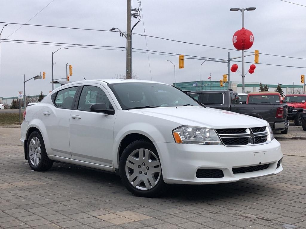 2013 Dodge Avenger SE**Bluetooth**AIR**Cruise** Sedan