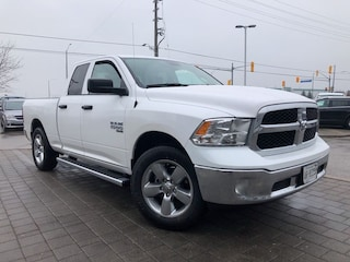 Used Vehicles For Sale 2019 Ram 1500 Classic *SXT Plus*4X4*U Connect*Hitch Truck Quad Cab in Mississauga, ON