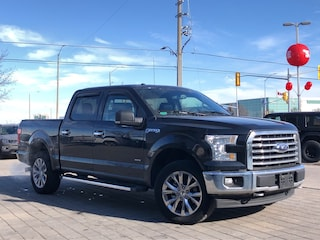 2017 Ford F-150 XLT**4X4**Leather**NAV**Back UP CAM** Truck