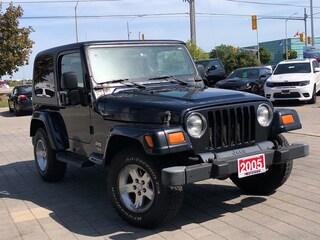 2005 Jeep TJ Sport**4X4**Manual SUV