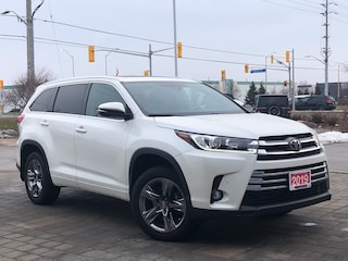 2019 Toyota Highlander Limited**AWD**Leather**NAV**Panoramic Sunroof** SUV