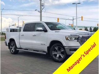 2019 Ram 1500 Demo* LOW KM*4X4*12 Screen*Crew*PAN Roof Truck Crew Cab