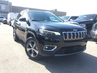 New 2019 Jeep New Cherokee Limited SUV T25245 for sale in Mississauga, ON