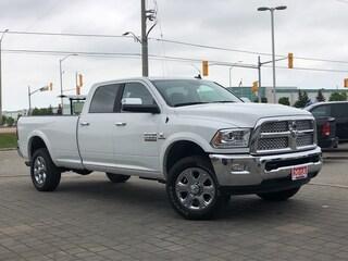 2018 Ram 2500 Laramie**4X4**Diesel**2500**NAV**Leather**Sunroof Truck Crew Cab