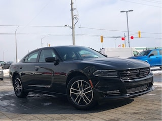 2019 Dodge Charger SXT**AWD**Leather**NAV**Sunroof**Blind Spot Sedan