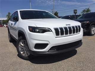 New 2019 Jeep New Cherokee Sport SUV T25707 for sale in Mississauga, ON