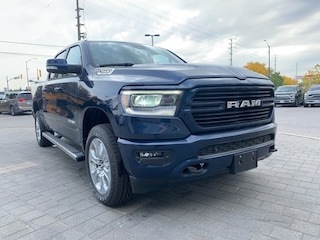 New 2020 Ram 1500 Big Horn North Edition Truck Crew Cab for sale in Mississauga, ON