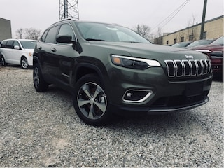 New 2019 Jeep New Cherokee Limited SUV T25711 for sale in Mississauga, ON