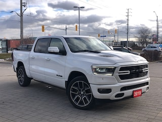2019 Ram 1500 Sport**4X4**Leather**NAV**Panoramic Sunroof**Blind Truck