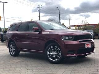 2019 Dodge Durango GT**AWD**Sunroof**Leather**NAV**Collision Warning SUV