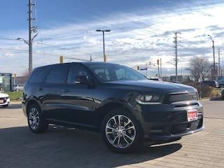 2019 Dodge Durango GT**AWD**Leather**NAV**Sunroof**Blind Spot** SUV
