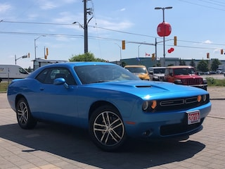 2019 Dodge Challenger SXT**AWD**Leather**Sunroof**Blind Spot**8.4 Screen Coupe