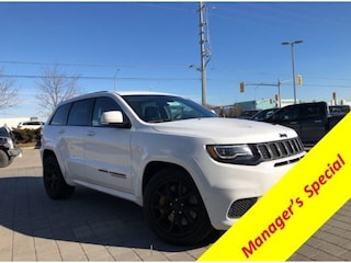 2018 Jeep Grand Cherokee Trackhawk*LOW KM Demo- Only 628 KMS ON IT SUV