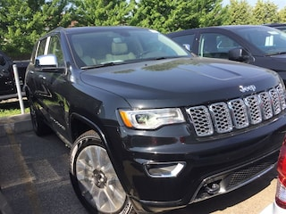 New 2018 Jeep Grand Cherokee Overland SUV T25362 for sale in Mississauga, ON