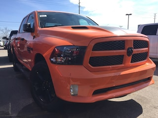 New 2019 Ram 1500 Classic Express Ignition Orange Truck Crew Cab for sale in Mississauga, ON