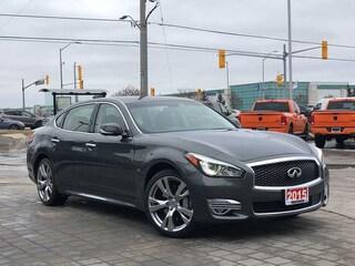 2015 INFINITI Q70L 5.6 Sedan