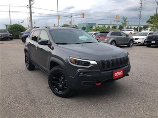 Used Vehicles For Sale 2019 Jeep Cherokee *Trailhawk*PAN Roof*Comfort/Convenience GRP*Demo SUV in Mississauga, ON