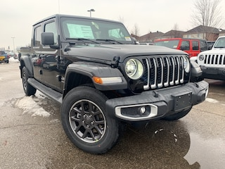 New 2020 Jeep Gladiator Overland Truck Crew Cab for sale in Mississauga, ON