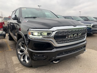 Used Vehicles For Sale 2020 Ram 1500 Limited*Diesel*PAN Roof*22 Alloys*Demo Truck Crew Cab in Mississauga, ON