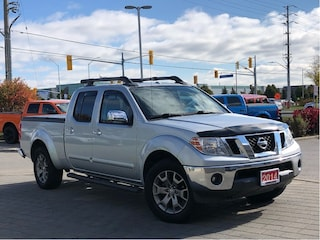 2014 Nissan Frontier SL**4X4**Leather**Navigation**Sunroof Truck Crew Cab