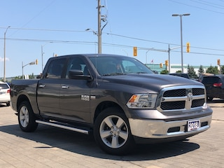 Used Vehicles For Sale 2018 Ram 1500 SLT**V8**Crew**5.0 Inch Screen**Bluetooth Truck in Mississauga, ON