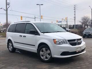 2014 Dodge Grand Caravan SE Plus**Cloth**Power Windows**Roof Rack