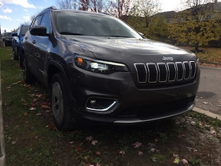 New 2019 Jeep New Cherokee Limited SUV T25888 for sale in Mississauga, ON