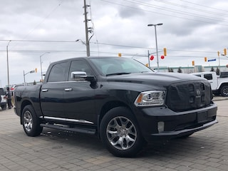 2017 Ram 1500 Limited**ECO Diesel**NAV**Rambox**Leather**Sunroof Truck