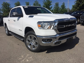 New 2019 Ram All-New 1500 Big Horn Truck Crew Cab for sale in Mississauga, ON