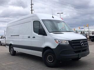 2019 Mercedes-Benz Sprinter Cargo Van 2500**High Roof**Diesel**NAV**360 Camera**BED