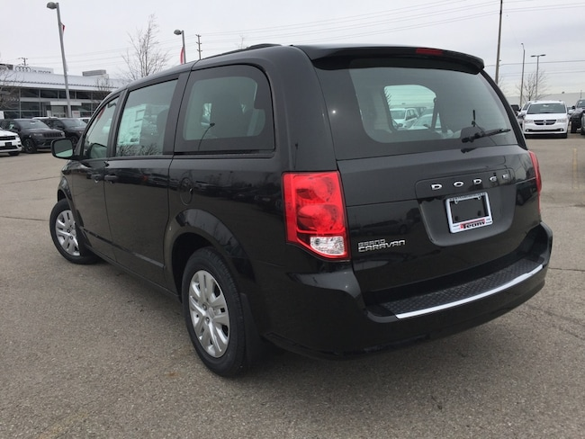 New 2019 Dodge Grand Caravan Canada Value Package for sale in