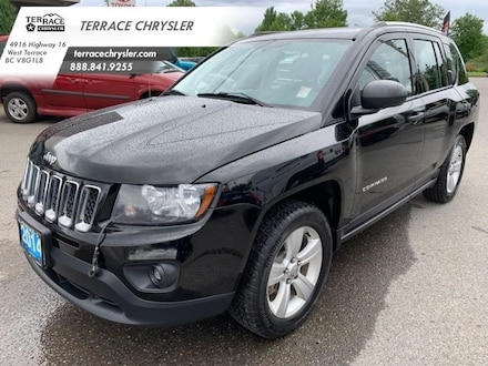 2014 Jeep Compass Sport/Base 4x4 -  Manual Windows SUV