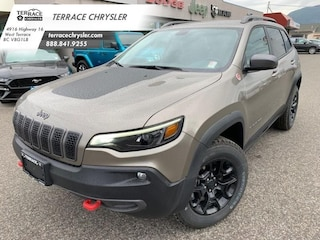2019 Jeep Cherokee Trailhawk - Leather Seats SUV