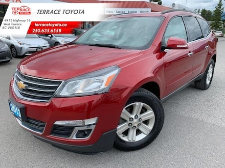2013 Chevrolet Traverse 2LT AWD - AWD - Heated Leather Seats - Remote Star SUV